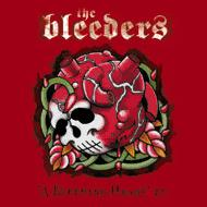 The Bleeders - A Bleeding Heart (Cover Artwork)