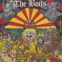 The Boils - From the Bleachers (Cover Artwork)