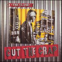 The Clash - Cut the Crap (Cover Artwork)