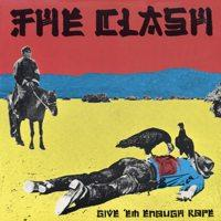 The Clash - Give 'Em Enough Rope (Cover Artwork)