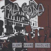 The Code - Alert Aware Involved (Cover Artwork)