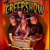 The Creepshow - Sell Your Soul (Cover Artwork)