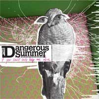 The Dangerous Summer - If You Could Only Keep Me Alive (Cover Artwork)