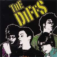 The Diffs - The Diffs (Cover Artwork)