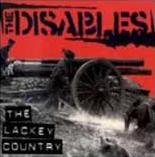 The Disables - The Lackey Country (Cover Artwork)