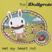 The Dollyrots - Eat My Heart Out (Cover Artwork)