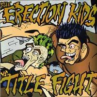 The Erection Kids / Title Fight - Split (Cover Artwork)