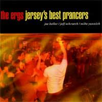 The Ergs! - Jersey's Best Prancers (Cover Artwork)