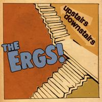The Ergs! - Upstairs/Downstairs (Cover Artwork)