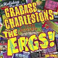 The Ergs! / Grabass Charlestons - Split [7 inch] (Cover Artwork)