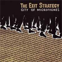 The Exit Strategy - City of Microphones (Cover Artwork)