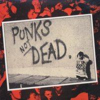The Exploited - Punk's Not Dead (Cover Artwork)