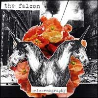 The Falcon - Unicornography (Cover Artwork)