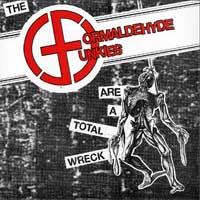 The Formaldehyde Junkies - Are a Total Wreck [7 inch] (Cover Artwork)