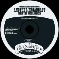 The Frankl Project - Pirate Radio (Cover Artwork)