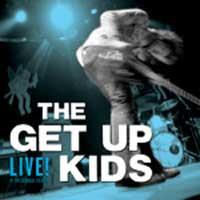 The Get Up Kids - Live At The Granada Theater (Cover Artwork)