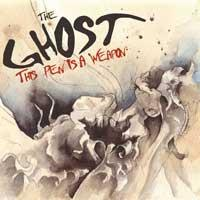 The Ghost - This Pen Is A Weapon (Cover Artwork)