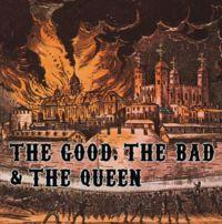 The Good, The Bad and The Queen - The Good, The Bad and The Queen (Cover Artwork)