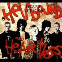 The Heart Attacks - Hellbound and Heartless (Cover Artwork)
