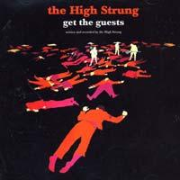 The High Strung - Get the Guests (Cover Artwork)