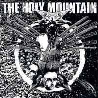 The Holy Mountain - Enemies (Cover Artwork)