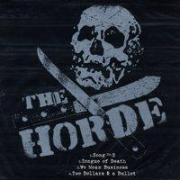 The Horde - The Horde (Cover Artwork)