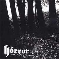 The Horror - The Fear, The Terror, The Horror (Cover Artwork)