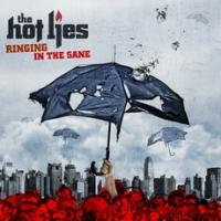 The Hot Lies - Ringing in the Sane (Cover Artwork)