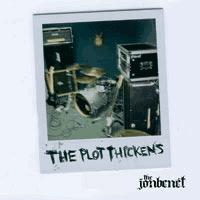 The Jonbenet - The Plot Thickens (Cover Artwork)