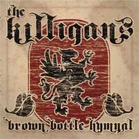 The Killigans - Brown Bottle Hymnal (Cover Artwork)