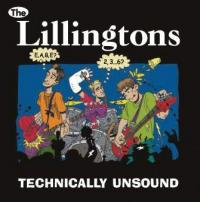 The Lillingtons - Technically Unsound [box set] (Cover Artwork)
