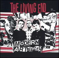 The Living End - Modern ARTillery (Cover Artwork)