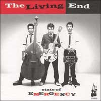 The Living End - State of Emergency (Cover Artwork)