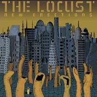 The Locust - New Erections (Cover Artwork)