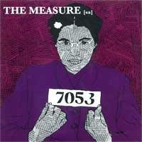 The Measure [SA] - Historical Fiction [7 inch] (Cover Artwork)