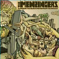 The Menzingers - A Lesson in the Abuse of Information Technology (Cover Artwork)