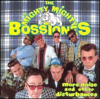 The Mighty Mighty Bosstones - More Noise and Other Disturbances (Cover Artwork)