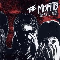 The Misfits - Static Age (Cover Artwork)