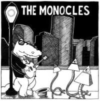 The Monocles - Out of Yr Mind [7 inch] (Cover Artwork)