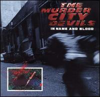 Murder City Devils - In Name and Blood (Cover Artwork)