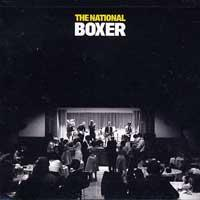 The National - Boxer (Cover Artwork)