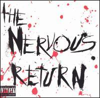 The Nervous Return - Wake Up Dead (Cover Artwork)