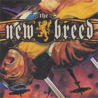 The New Breed - Off The Beaten Path (Cover Artwork)
