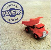 The Pavers - Local 1500 (Cover Artwork)