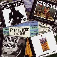 The Pietasters - 1992-1996 (Cover Artwork)