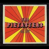 The Pietasters - All Day (Cover Artwork)