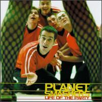 The Planet Smashers - Life of the Party (Cover Artwork)