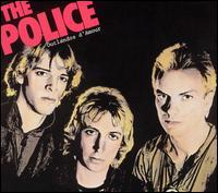 The Police - Outlandos d'Amour (Cover Artwork)