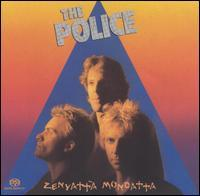 The Police - Zenyatta Mondatta (Cover Artwork)