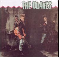 The Quakes - The Quakes (Cover Artwork)